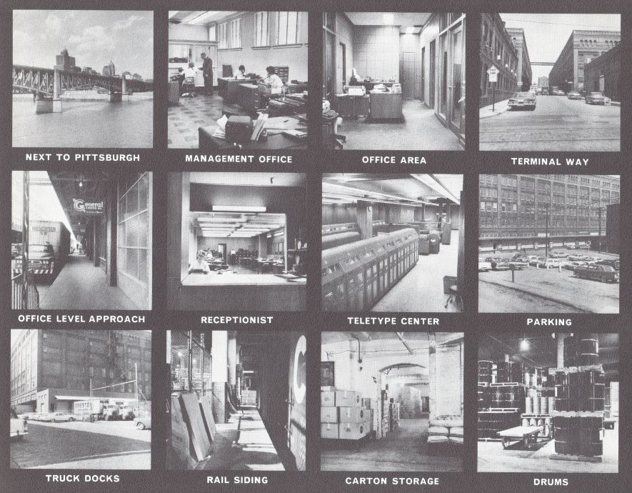 terminal buildings tile pictures Our Brand New, 106 Year Old Pittsburgh Storage Business